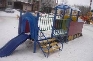 Обследование оборудования детских игровых площадок