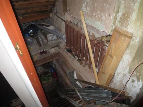 Экспертиза подвального  помещения