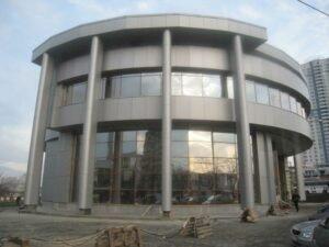 Оценка качества, объема и стоимости выполненных работ по монтажу фасадной системы общественного центра, г.Москва